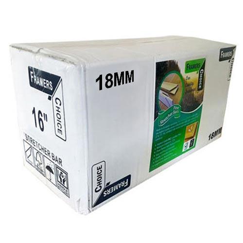 18mm UK Stretcher Bars - BOXES