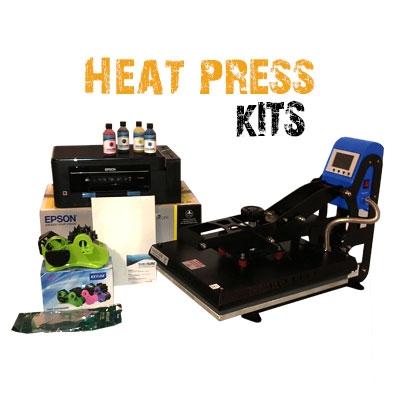 Heat Press Kits