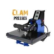 Clam Heat Presses