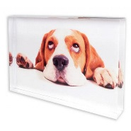 Clear Acrylic Blocks