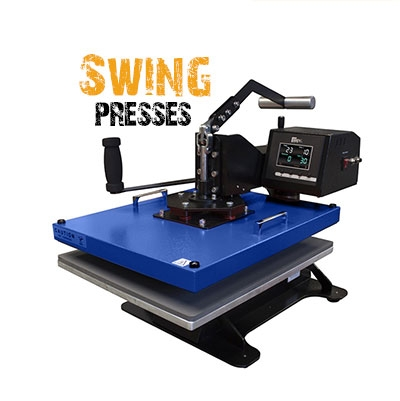 Swing Heat Presses
