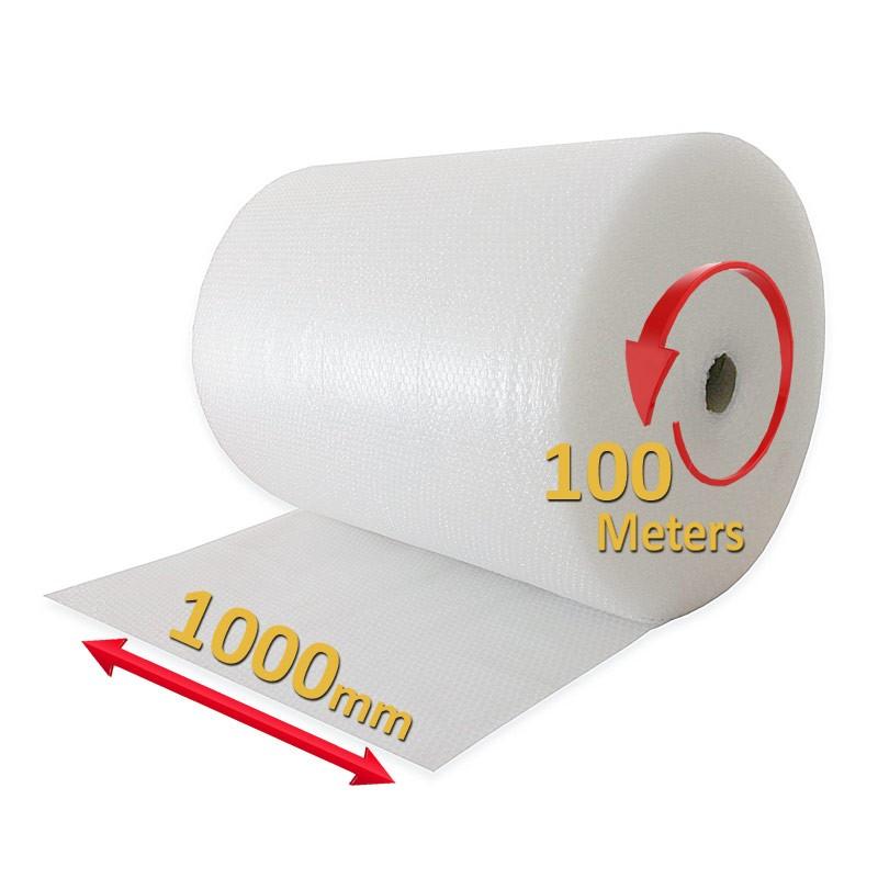 Jiffy bubble wrap roll 1000mm