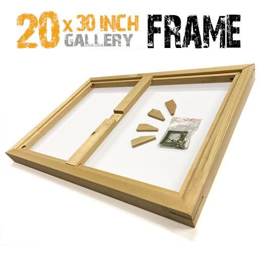 20x30 canvas frame