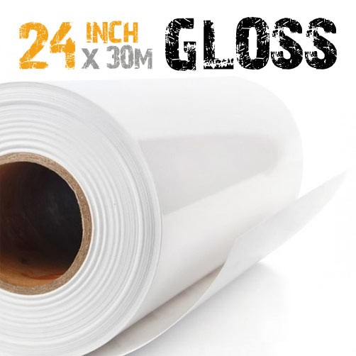 "24"" Inkjet Glossy Photo Paper 220gsm"