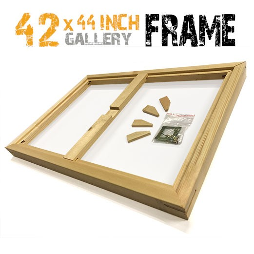 42x44 inch canvas frame