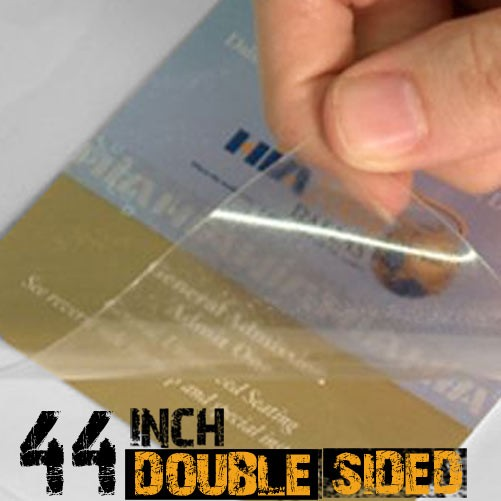 44 inch Double Sided Lamination Film for Acrylic