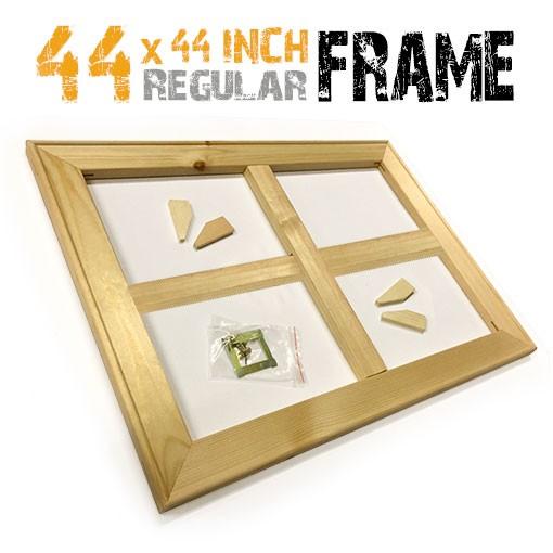 44x44 inch canvas frame