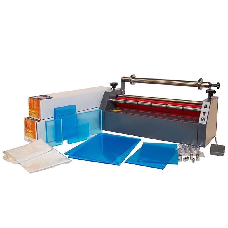 Lamination Machine for Acrylic Blocks