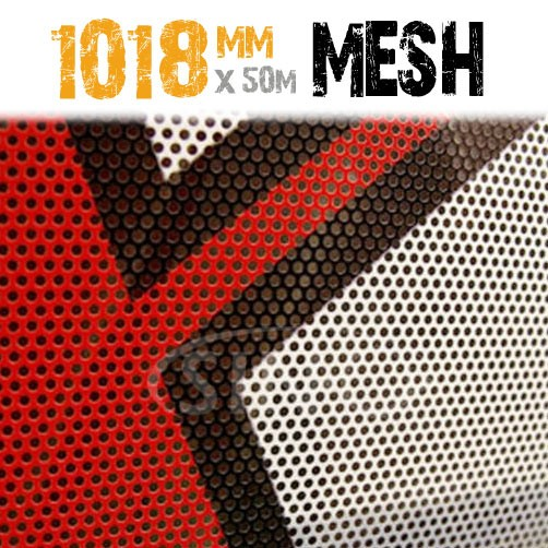 1018mm Solvent mesh Vinyl 50m