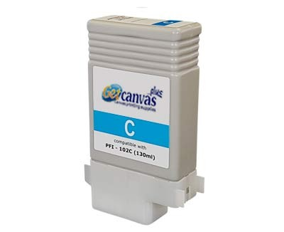 Compatible Canon IPF655 Refillable Ink Cartridge 250ml