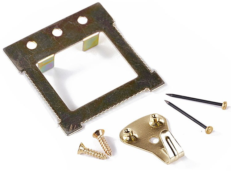 Canvas Hanger, Picture Hanging Kits