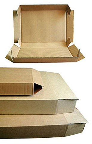 A4 Canvas postal mailing boxes
