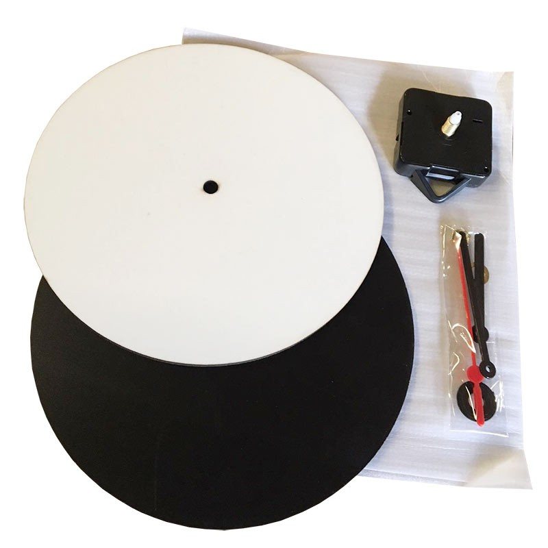 Blank 5mm clock for dye sublimation