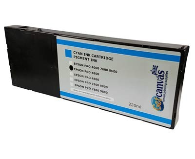 Epson Pro 4880 Ink Cartridge 220ml