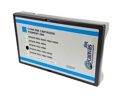 Compatible Epson Pro 7800 Ink Cartridge 220ml