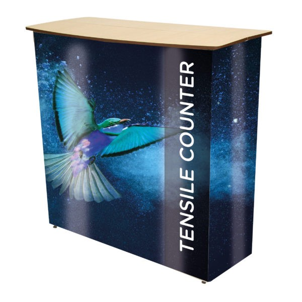 Fabric Pop Up Promotional Counter Supplier