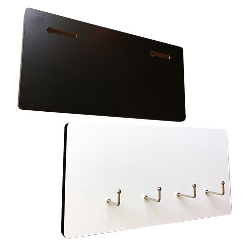 MDF Key hanger holder 10 x 5 Inch