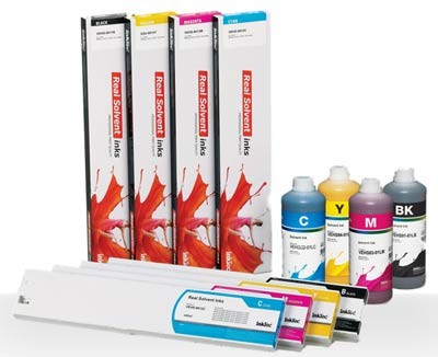 Ink Cartridge for Mimaki CJV30 Solvent