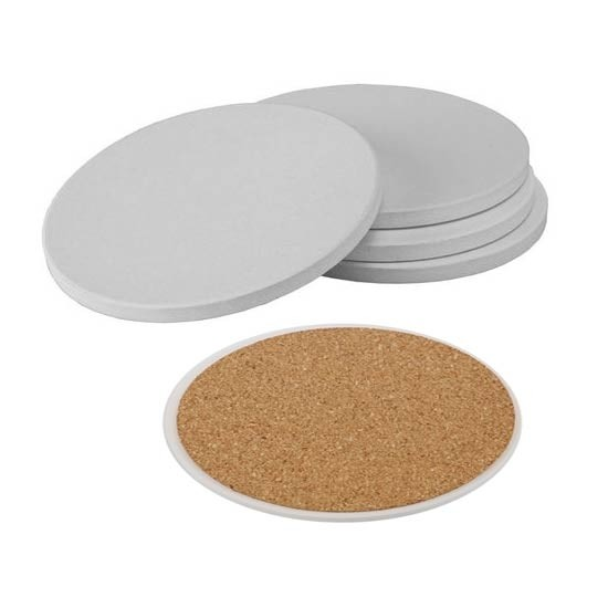 Sublimation Sandstone Coaster Round