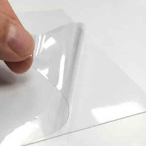 Clear Self Adhesive Film Roll
