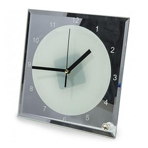 Sublimation Desktop Clock Blank