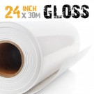 24 inch Inkjet Glossy Photo Paper Rolls 220gsm