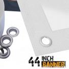 44 inch Inkjet Scrim PVC Banner Roll - 440gsm