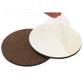 MDF Sublimation Coaster (Round)
