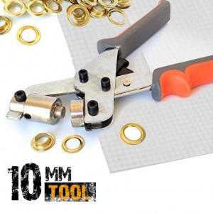Hand Eyelet Punch Tool 10mm
