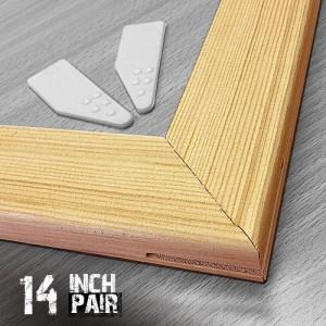 14 inch Standard Stretcher Bar Supplier UK - Pair