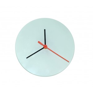 30cm Sublimation Glass Clock