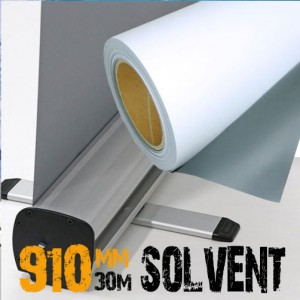 910mm Eco Solvent Roller Banner Film 30m
