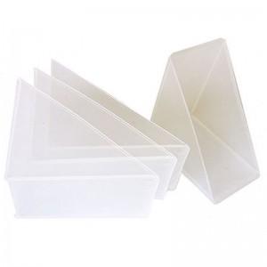 38mm Plastic Canvas Corner Protectors - 100 pcs