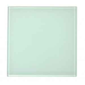 Sublimation Square Glass Coaster 10cm