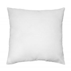 White Silk Cushion Cover Case 40cm x 40cm