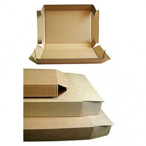 Cardboard Canvas Postal Box - 20 x 30 inch