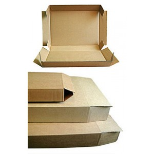 A2 Canvas Postal Boxes for artwork - 16 x 24 inch