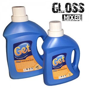 Gloss Canvas Varnish Liquid - 2 Litres