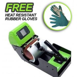 Galaxy Mug Heat Press Pro V2