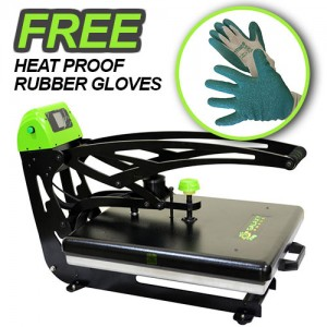 "Galaxy T-shirt Heat Press Machine 16"" x 20"" Auto Slide DP101"