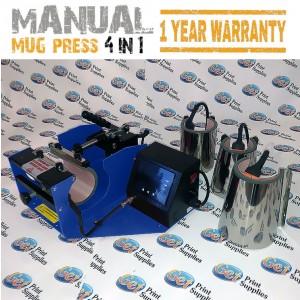 4-in-1 Multi Mug Press Machine