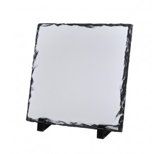Square Sublimation Photo Slate 15 x 15cm