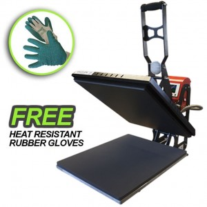 Auto Clam Sublimation Heat Press Machine 40 x 50cm