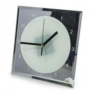 Sublimation Square Desktop Clock Blank