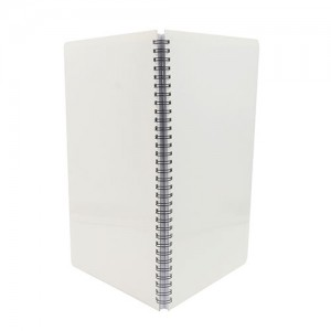 A4 Sublimation Notepad - Plastic Cover
