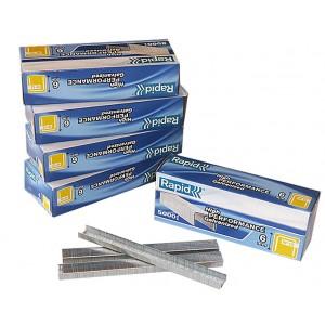 8mm Fine Wire Staples - Box 5000