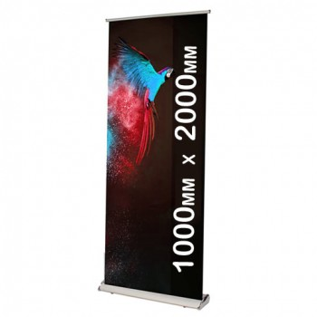 Roll Up Display Stand 1000 x 2000mm