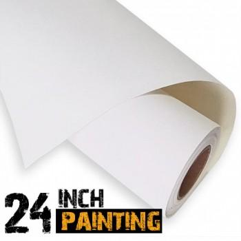 24 inch Primed Artist Canvas 100% Cotton