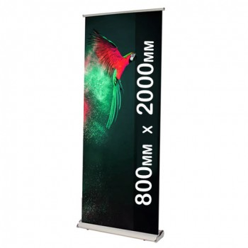 800mm Roll Up Banner Stand