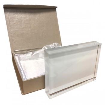 Sublimation Crystal Block 13cm x 9cm
